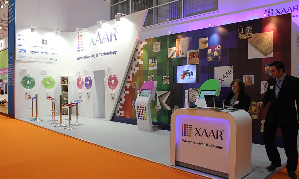 XAAR announces Engineered Printing Solutions as first