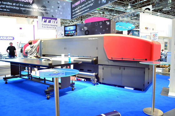 vutek-HS100-pro-printer-image-at-efi-booth-drupa-2012
