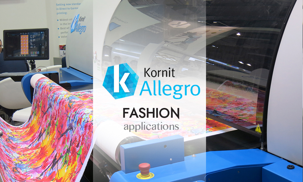 Kornit On Demand Fashion Production To Be Tested On