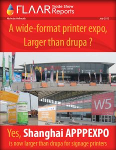 APPPEXPO 2012 Shanghai International Ad & Sign Technology & Equipment Exposition Exhibitor List to Prepare for APPPEXPO 2013