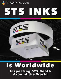 STS inks worldwide inspecting booth around world 2014