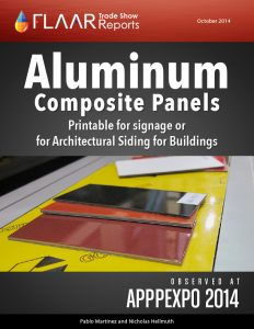 APPPEXPO 2014 Shanghai aluminum composite material architectural list FLAAR Reports