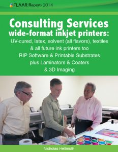 Consulting end users all printers 2015 FLAAR Reports