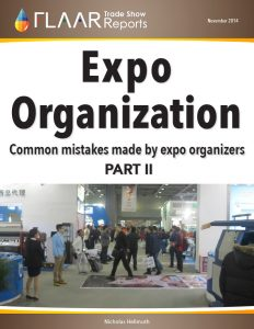 APPPEXPO 2014 Shanghai expo organization mistakes made by expo organizers FLAAR Reports Part II