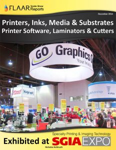 SGIA 2014 to prepare for SGIA 2015 exhibitor list uv cured textile printers inks media