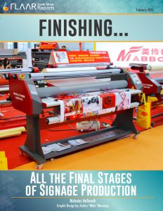 APPPEXPO 2015 preview Workflow III Cutting laminating coating