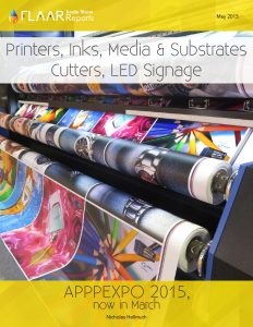 APPPEXPO 2015 Shanghai Printers Inks Media & Substrates Cutters LED Signage
