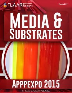 APPPEXPO 2015 Media & Substrates