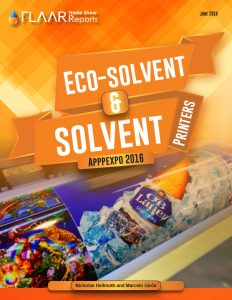 APPPEXPO 2016 set Eco solvent introduction
