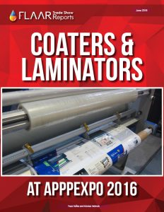 APPPEXPO 2016 Shanghai Coaters and Laminators List