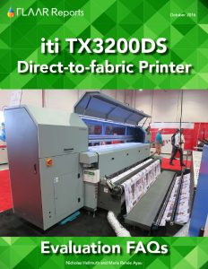 ITI TX3200DS Evaluation FAQs