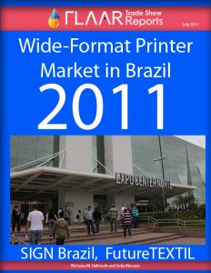 Wide-format printer market in Brazil