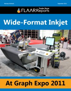 Wide-Format Inkjet at Graph Expo 2011
