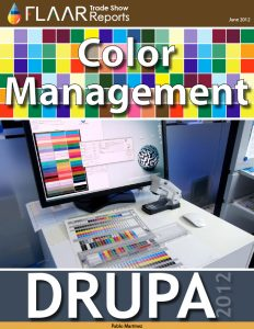Drupa 2012 Color Managment