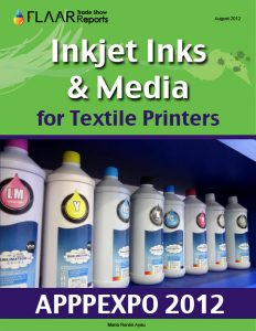 APPPEXPO 2012 Inkjet Inks & Media