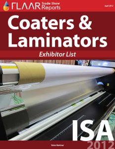 ISA 2012 Coaters & Laminators