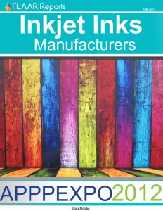 APPPEXPO 2012 Inkjet Inks Manufactures