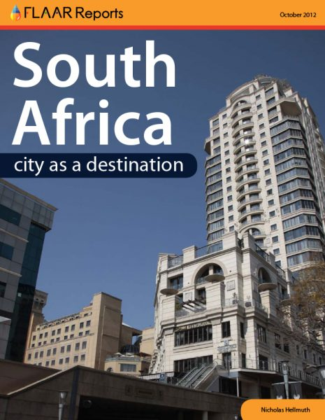 South Africa as a City Destination