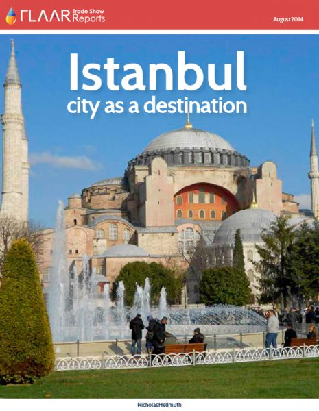 Istanbul City as a Destination for Sign Istanbul 2014