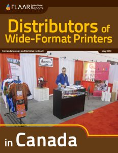Distributor of Wide-Format Printers in Canada
