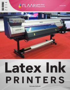 SGI 2014 FLAAR Reports Latex Printers