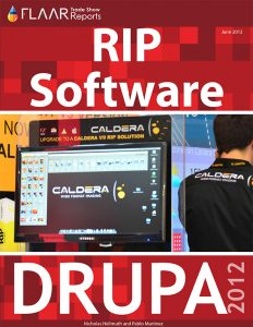 Drupa 2012 RIP wide format inkjet printer Raster Image Processor software prepare for exhibitor list drupa 2016