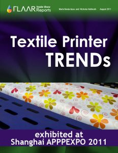 APPPEXPO 2011 Textile Printer TRENDs
