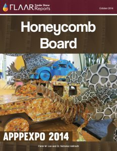 APPPEXPO 2014 Honeycomb Board