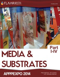 APPPEXPO 2014 Media and Substrates, parts 1 – 4