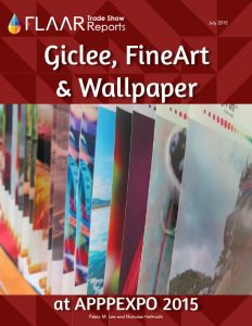 APPPEXPO 2015 Giclee, FineArt & Wallpaper
