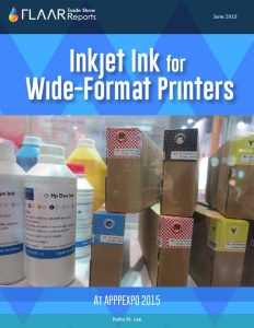 APPPEXPO 2015 Inkjet Ink for Wide-Format Printers