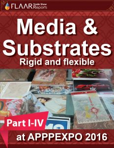 APPPEXPO 2016 Media and Substrates, parts 1 – 4