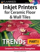 Ceramics China 2013 Wide-format printer TRENDS, parts 1 – 3