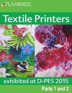 D-PES 2015 Wide-format Textile Printer TRENDs, parts 1 – 2