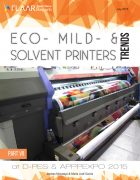 D-PES and APPPEXPO 2015 Wide-format Solvent Printers, parts 1 – 7