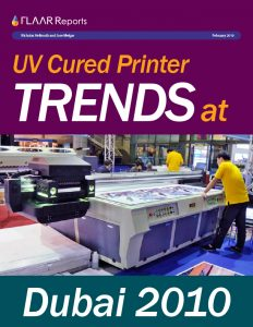 SGI Dubai 2010 UV Printer TRENDs