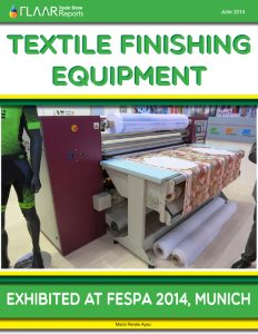 FESPA Munich 2014 Textile Finishing Equipment