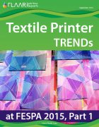 FESPA 2015 Wide-format Textile Printer TRENDs, parts 1 – 2