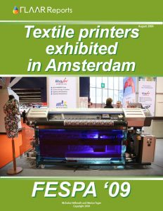 FESPA 2009 Textile Printer TRENDs