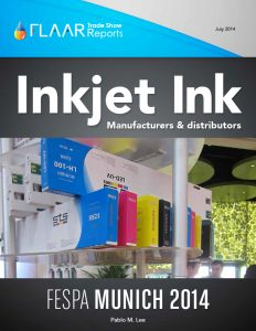 FESPA Munich 2014 Inkjet Ink Manufacturers & Distributors