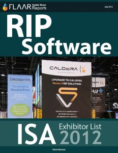 ISA 2012 RIP Software