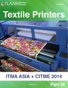 ITMA 2014 Wide-format Textile Printers, parts 1 – 3