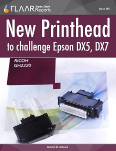 New Printhead to challenge Epson DX5, DX7