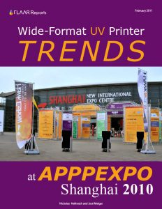APPPEXPO 2010 UV Printer TRENDs