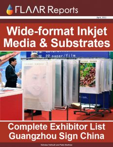 Sign China Guangzhou 2011 Media and Substrates