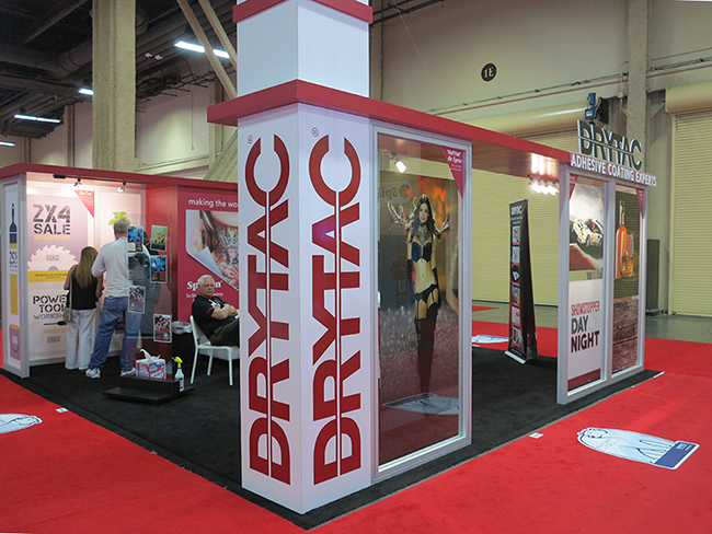 Drytac_booth_media_ISA_Las_Vegas_2017