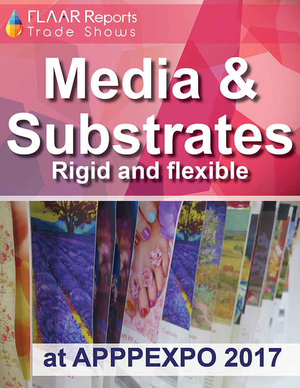 APPPEXPO 2017 Media & Substrates FLAAR Reports - Front Cover