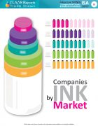 Inkjet ink TRENDs with comparative charts and statistics based on ISA 2017 - Page 21
