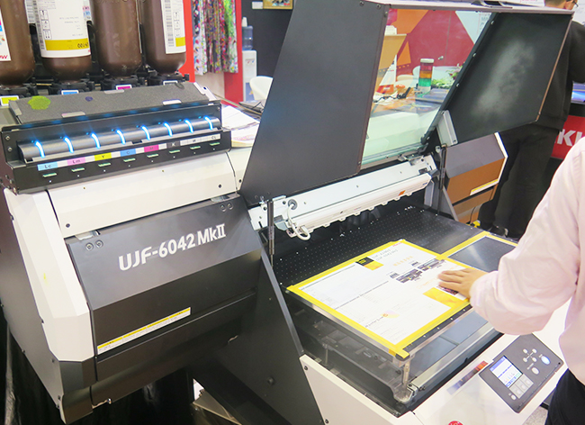 Different kinds of structure for UV-Curing Printers - FLAAR Reports