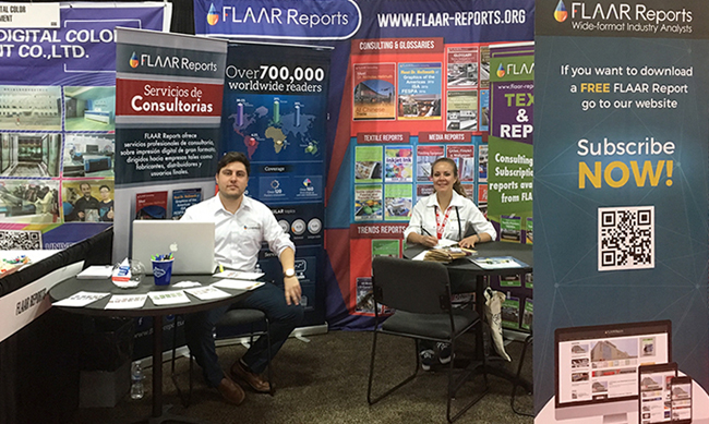 FLAAR-Reports-at-ISA-2017-booth